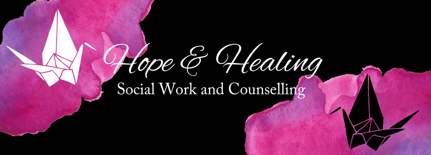 Hope and Healing Social Work and Counselling is based in ...